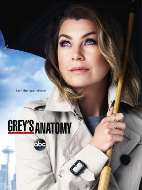 Poster for Grey's Anatomy