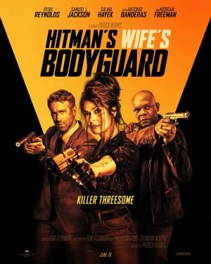Poster for Hitman's Wife's Bodyguard
