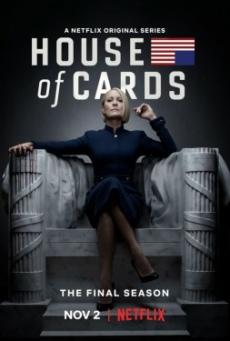 Poster for House of Cards: Season 6
