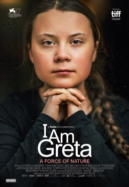 Poster for I Am Greta