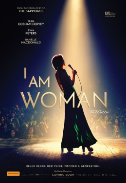 Poster for I Am Woman