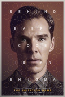 Poster for The Imitation Game