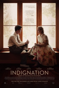 Poster for Indignation