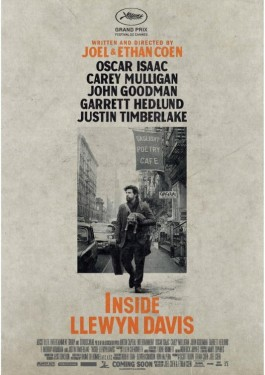 Poster for Inside Llewyn Davis