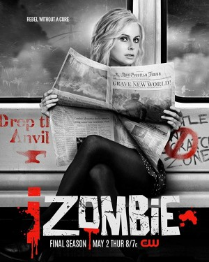 Poster for iZombie