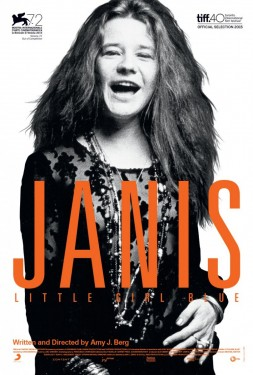 Poster for Janis: Little Girl Blue