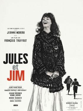 Poster for Jules Et Jim