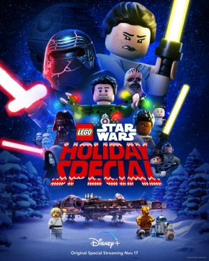 Poster for LEGO Star Wars Holiday Special