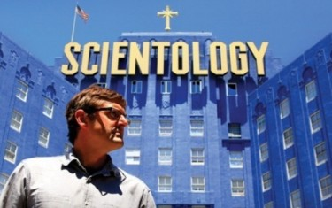 Poster for Louis Theroux: My Scientology Movie