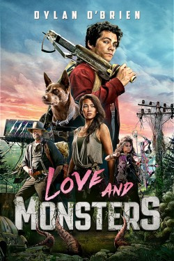 Poster for Love and Monsters