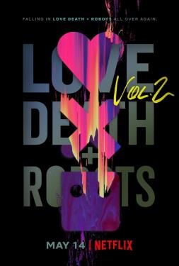Poster for Love, Death & Robots: Season 2