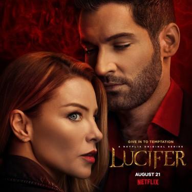 Poster for Lucifer: Season 5
