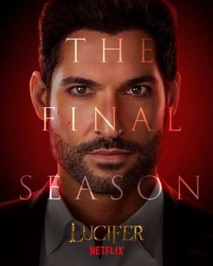 Poster for Lucifer: Season 6