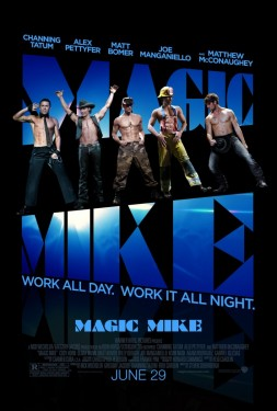 Poster for Magic Mike