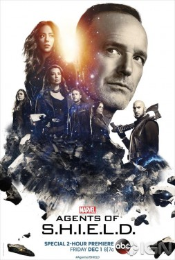 Poster for Marvel's Agents of S.H.I.E.L.D.: Season 5