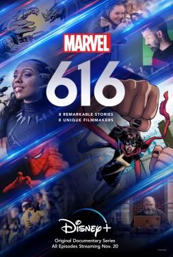 Poster for Marvel's 616