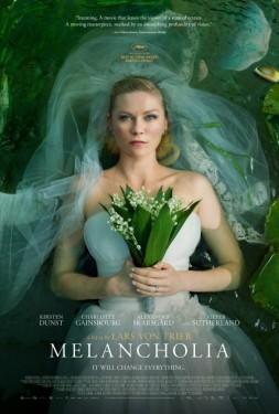 Poster for Melancholia
