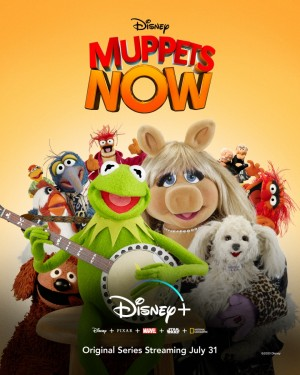 Poster for Muppets Now