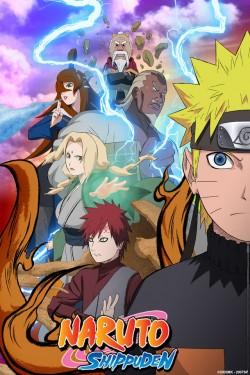 Poster for Naruto: Shippuden