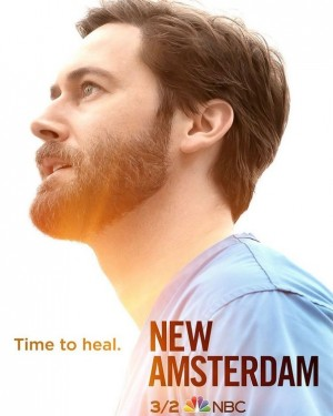 Poster for New Amsterdam