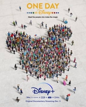 Poster for One Day at Disney
