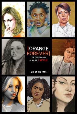 Poster for Orange Is the New Black Season 7