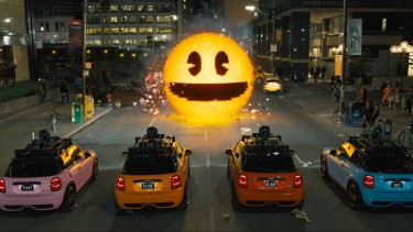 Photo from the movie Pixels