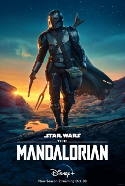 Poster for The Mandalorian: Season 2