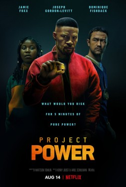 Poster for Project Power