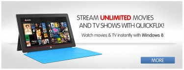 Quickflix Windows 8