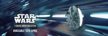 Star Wars Digital Collection Promo Graphics