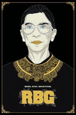 Poster for RBG