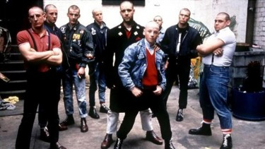 Still from the movie Romper Stomper
