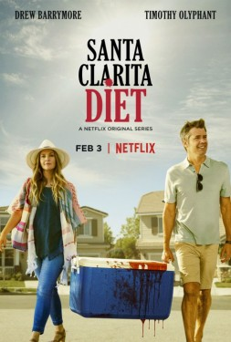 Poster for Santa Clarita Diet
