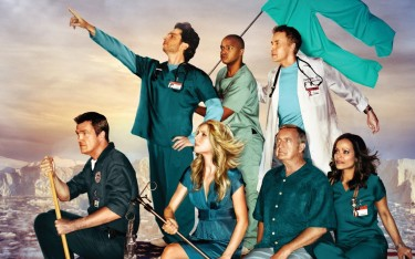 Promo photo for Scrubs