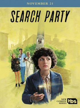 Poster for Search Party