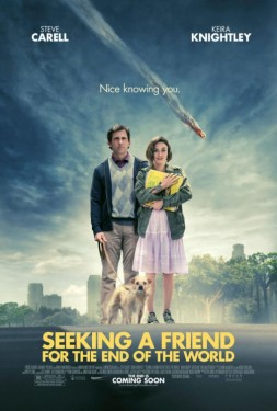Poster for Seeking A Friend For The End of The World