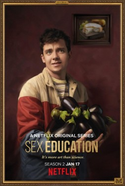 Poster for Sex Education Season 2
