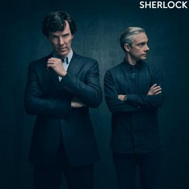 Poster for Sherlock: Season 4