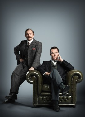 Photo from Sherlock Special