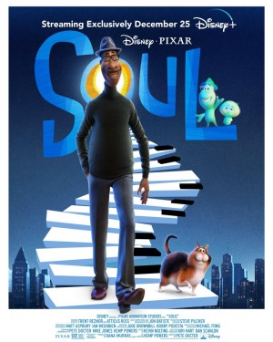 Soul Disney+ Poster
