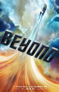Poster for Star Trek Beyond