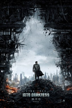 Poster for Star Trek: Into Darkness