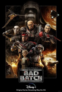 Poster for Star Wars: The Bad Batch