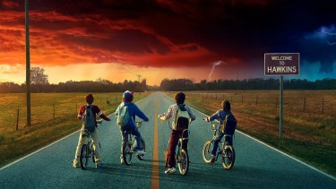 Promo for Stranger Things Season 2