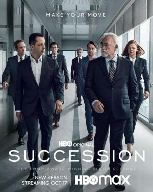Poster for Succession: Season 2