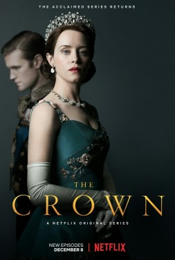 Poster for The Crown Season 2