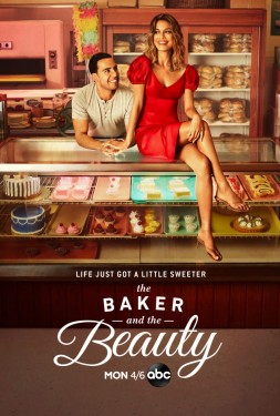 Poster for The Baker and the Beauty
