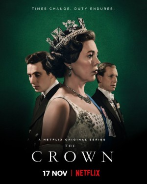 Poster for The Crown Season 3