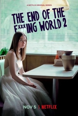 Poster for The End of the F***ing World